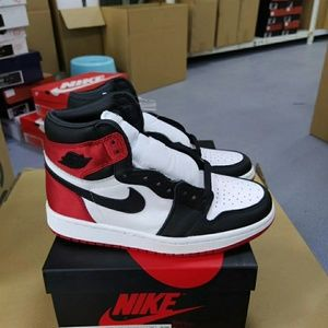 Air Jordan 1 Santin Black toe